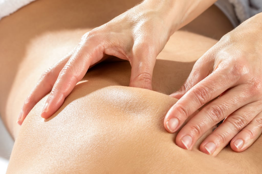 Osteopathie Behandlung